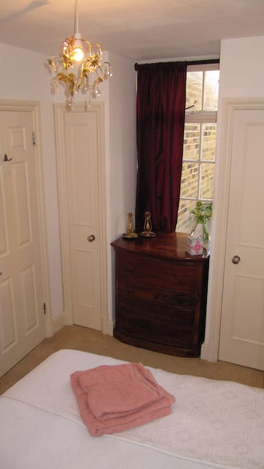 Private peaceful room