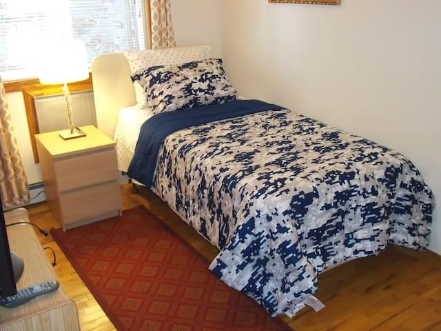 Nice comfy room