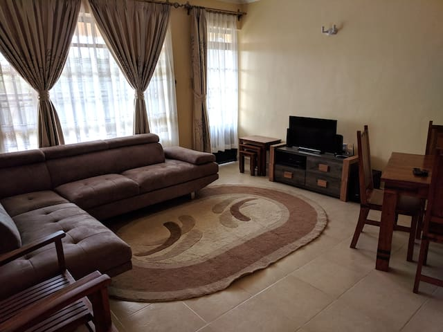 Fully furnished, secure and serene apartments