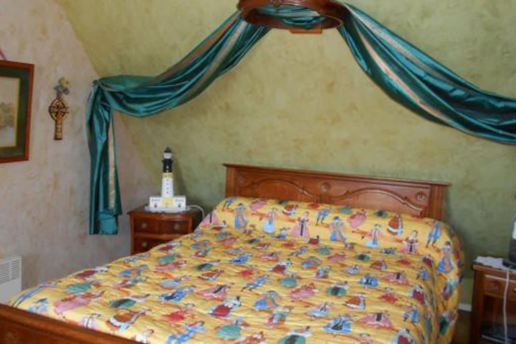 Chambre d 39 h tes le faou parc d 39 armorique chambres d - Chambre d hotes dinan bretagne ...