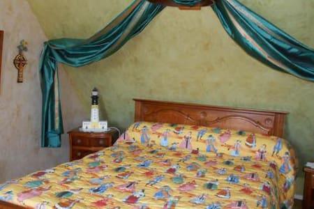 Chambre d'hôtes, Le FAOU, parc d'Armorique - Le Faou - Bed & Breakfast