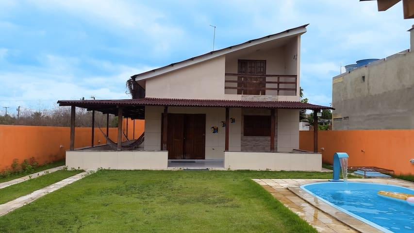 Casa de Praia em Serrambi