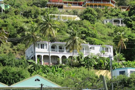 Cane Gdn Villa 2 bd 2 bath for 2-6 - Tortola