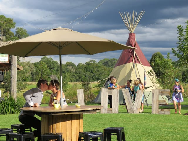 GLAMPING RETREAT Forster Hinterland - Krambach - Outros