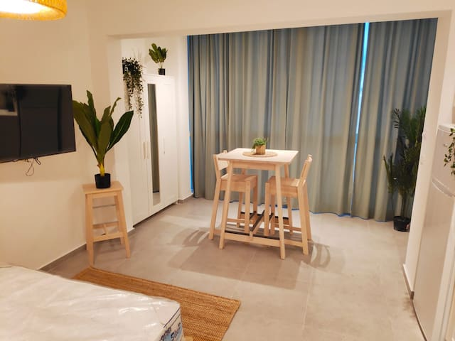 Best location in Netanya-perferct Studio apartment