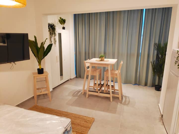 Best location in Netanya-perferct Studio apartment