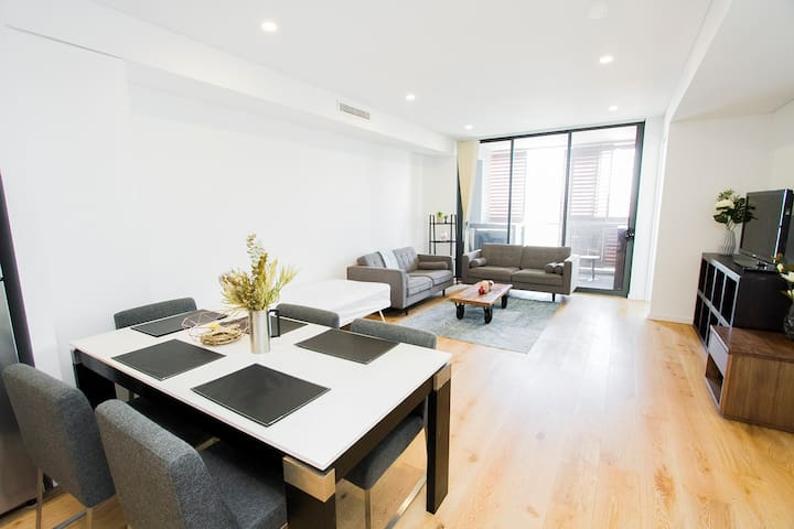 Darling Harbour House A10(FREE PARKING)