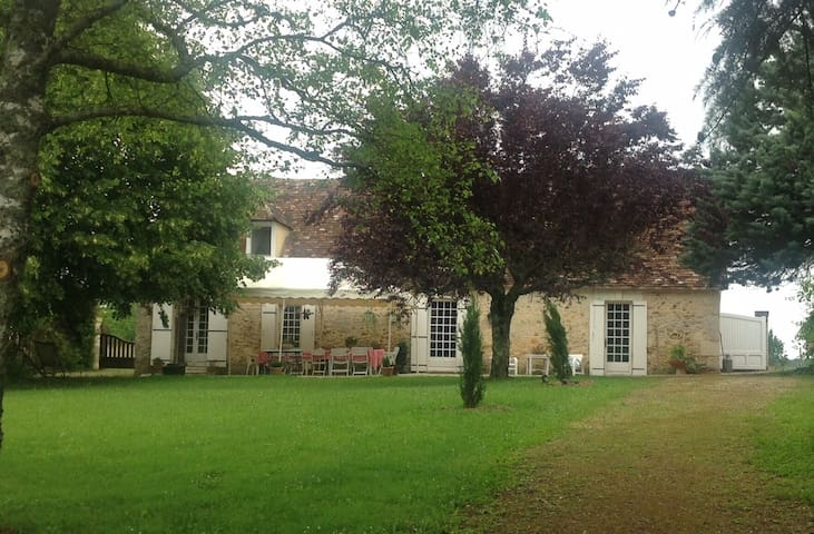 Colline de Cours - Bergerac - House