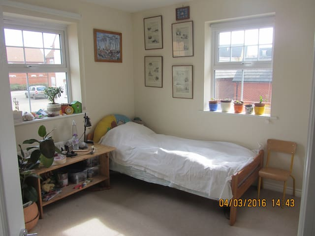 International family offer single room /en-suite - Oxfordshire - House