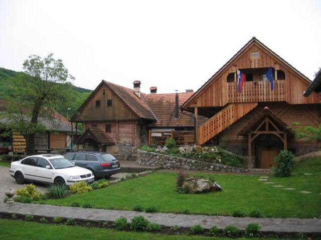 Tourist Farm Pri Martinovih - Family Room
