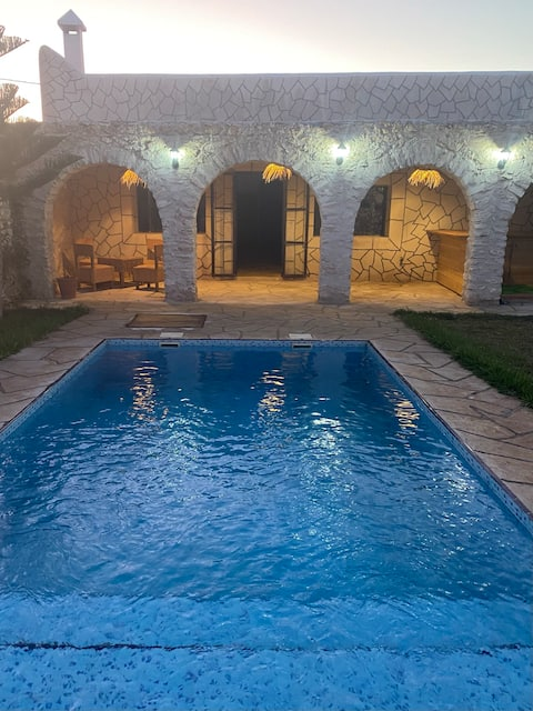 Rent private villa