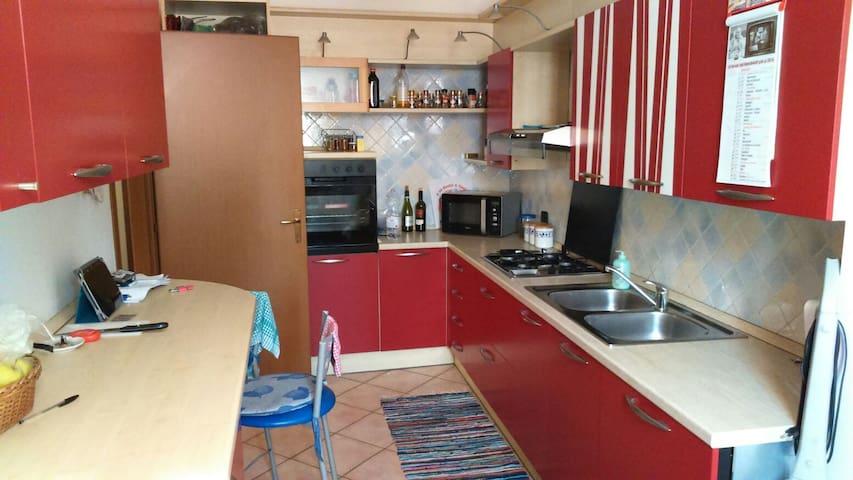 Matrimoniale uso singola zona Mxp - Maddalena - Apartament
