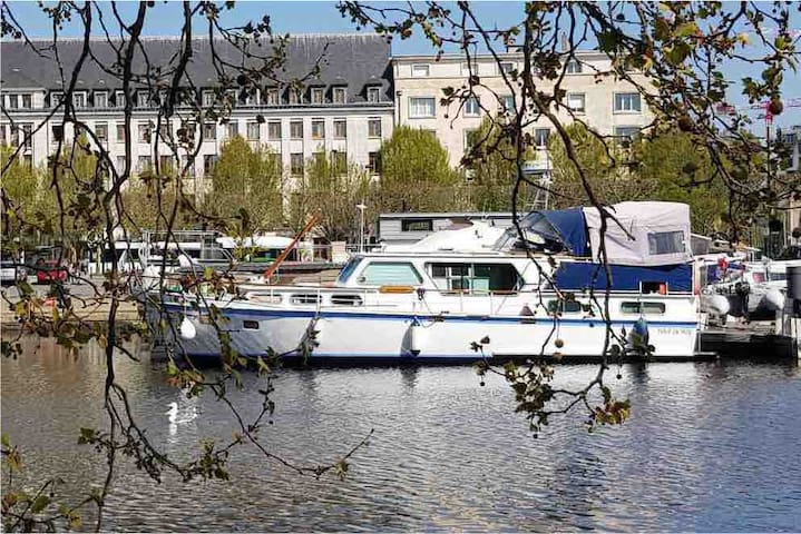 Bateau «La Jolyest», ville de Nantes