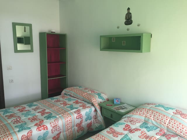 Habitación verde - Cartagena - Appartement