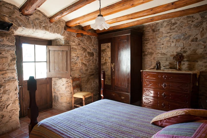 MOLÍ CAN COLL- Apart. Rural CUBIL (4-5PAX) - Campelles - アパート