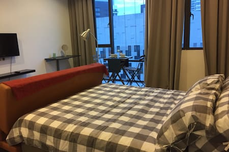 Cozy Studio near The Curve, IKEA, One Utama - Petaling Jaya - Leilighet