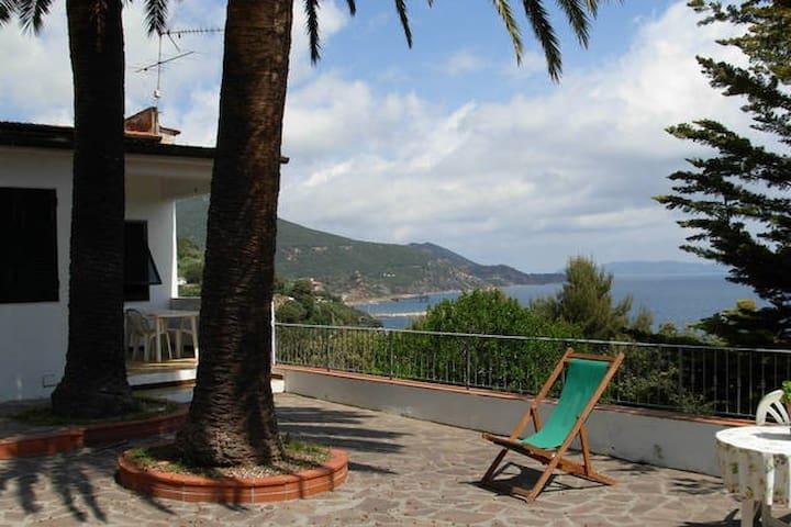 Villetta indipendente sul mare - Rio Marina - House