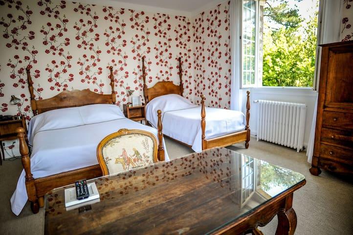 CHAMBRE DOUBLE SUPERIEURE Hotel les Goelands