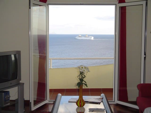 Madeira Day Dreamers Delight - Gaula - Apartment