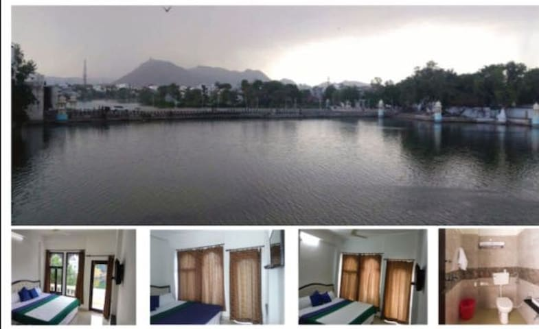 Devi Villa - A Home on the Lake Pichhola !