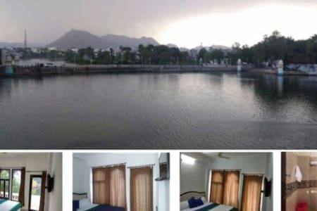 Devi Villa - A Home on the Lake Pichhola !