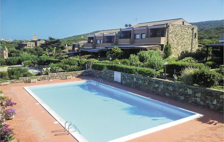 Holiday apartment with 1 bedroom on 40m² in Stintino (SS)