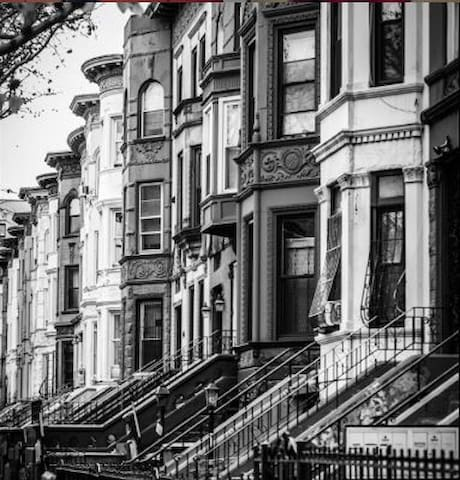 Our home on a landmarked Brooklyn block
