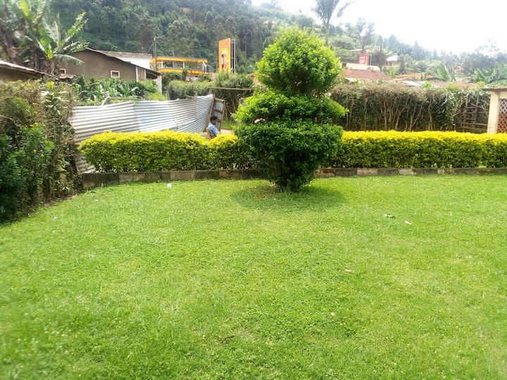 David's homestead is within Kabale Municipality