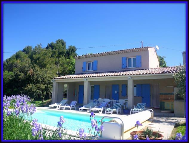villa de vacances - La Verdière - Hus