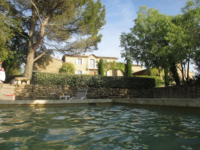 Propriety near Gordes 12 persons - Gordes - Villa