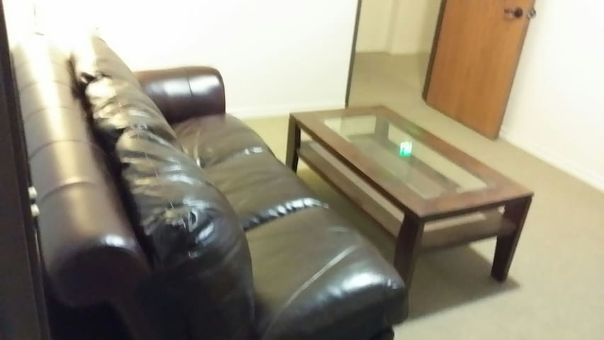 Deluxe room (1 bedroom and lounge) - Killeen - Lejlighed