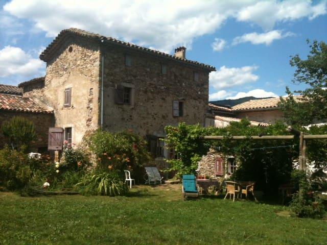 accueil dans la campagne cévenole - Saint-Jean-du-Gard - Talo