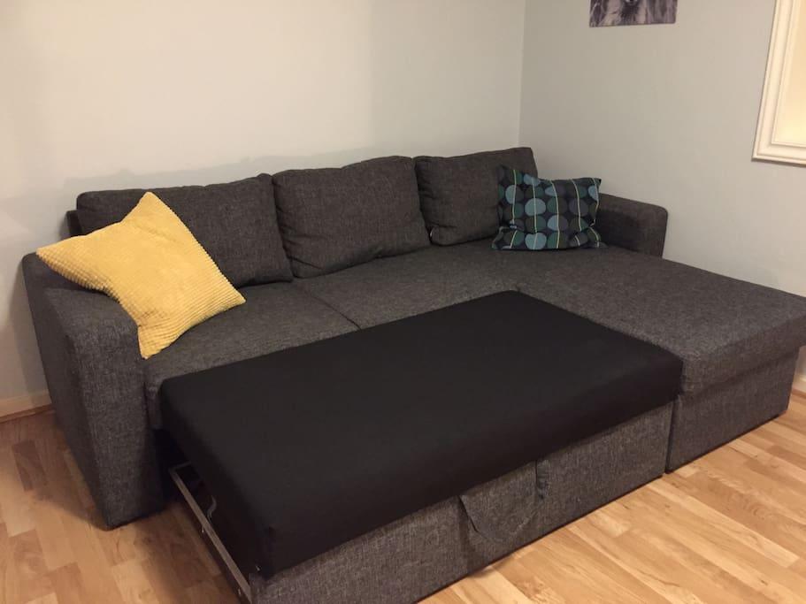 nice apartment with large bathroom wohnungen zur miete in sandefjord vestfold norwegen. Black Bedroom Furniture Sets. Home Design Ideas