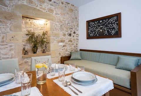 Agarathos Stone Apartment near Balos & Falasarna