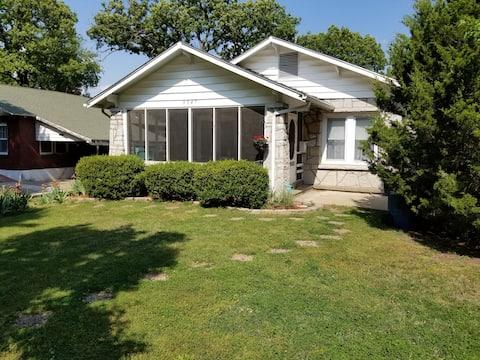 The Oak Ridge House