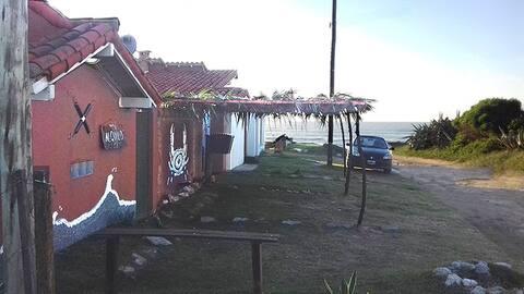 Complejo La cuevita a 20 mts del mar, Casa EHIJOS