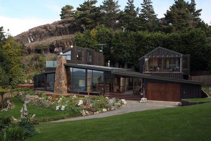 stewart island - jensenbayhouse 'above all'