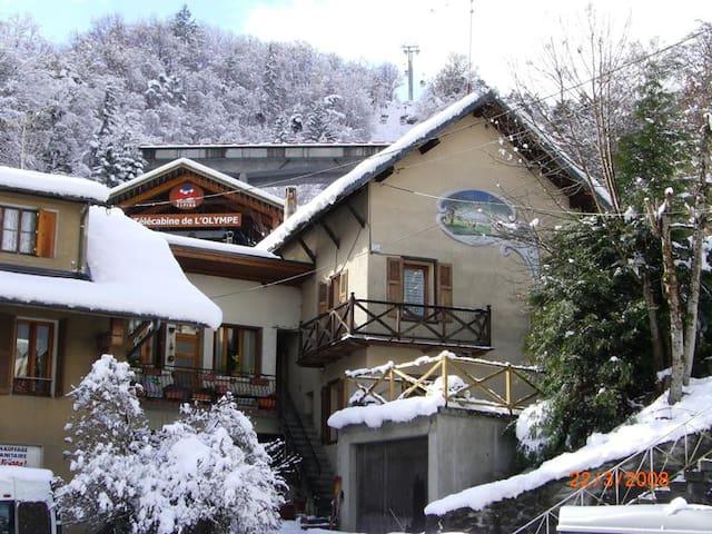 Chalet La Cascade - Brides-les-Bains - House
