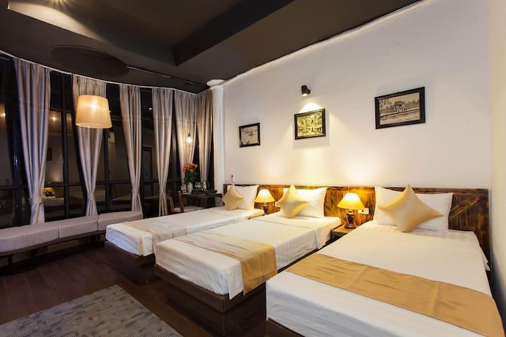 Family or Triple room - Hanói - Departamento