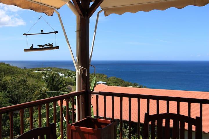 Villa à 2 pas de la plage
