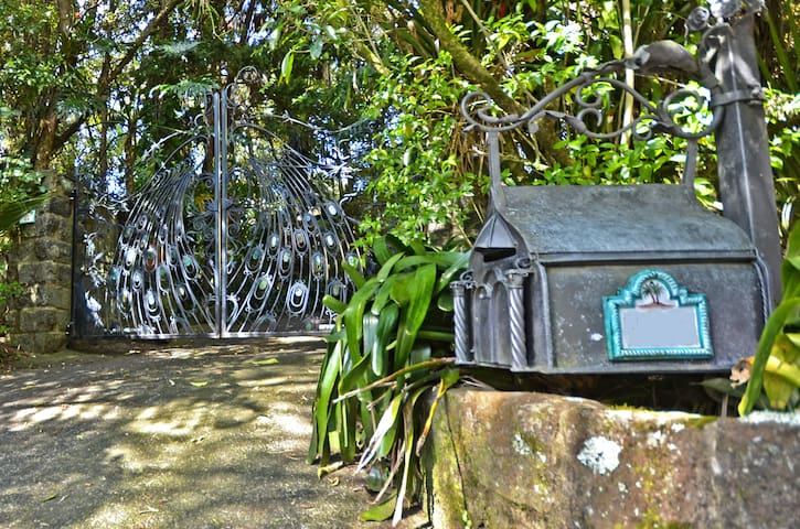 Moroccan and magical - Nukshadel Bed &Breakfast - Auckland - Ev