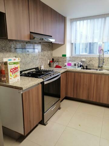 Habitación Ejecutiva individual en Polanco