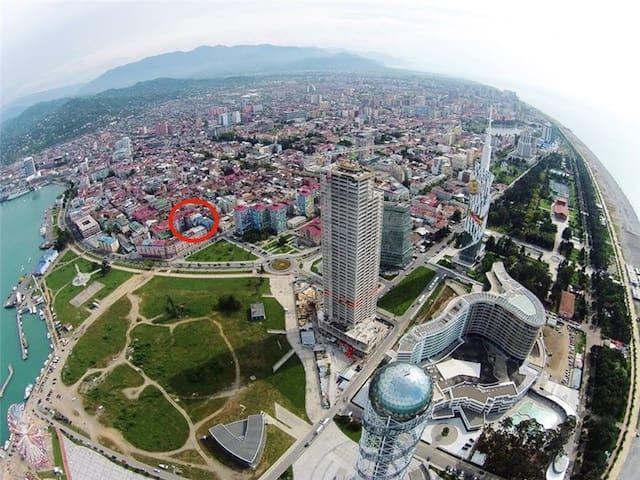 уютная квартира  у моря - Batumi - Lägenhet