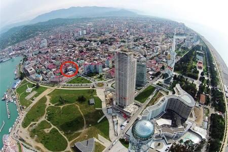 уютная квартира  у моря - Batumi - Appartement