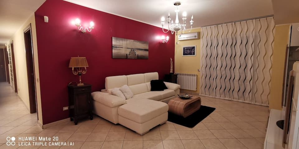 Seating and TV room