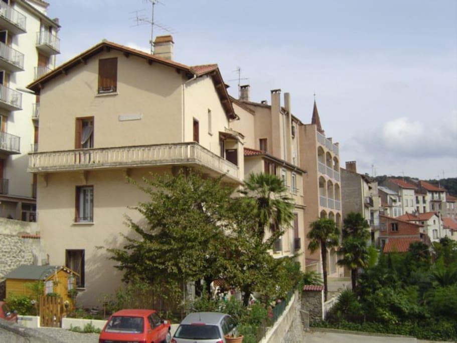 la résidence du Clos Josette