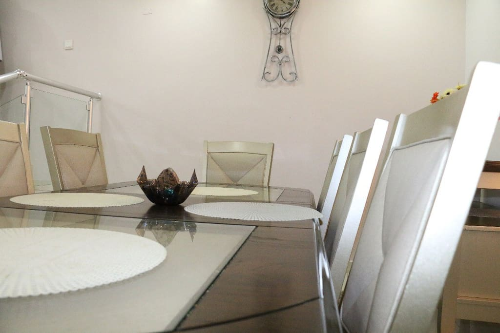 2ND  VIEW DINING TABLE