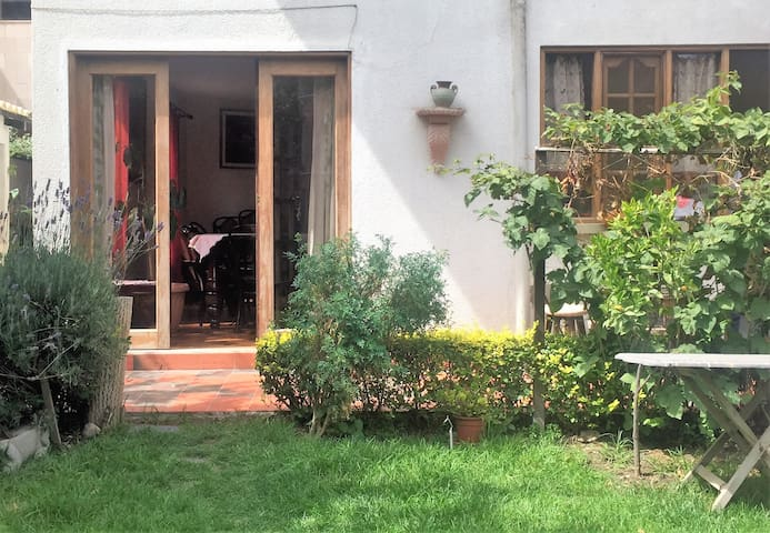 Cozy Apartment Surrounded by Vegetation - La Paz - Apartament