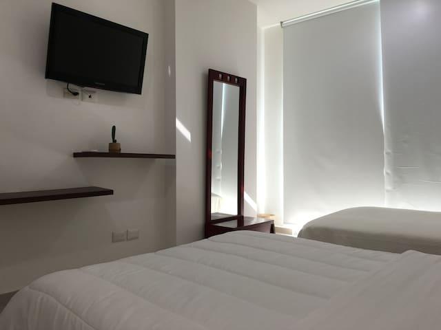 Hermosa habitación - Cartagena  - Lejlighed