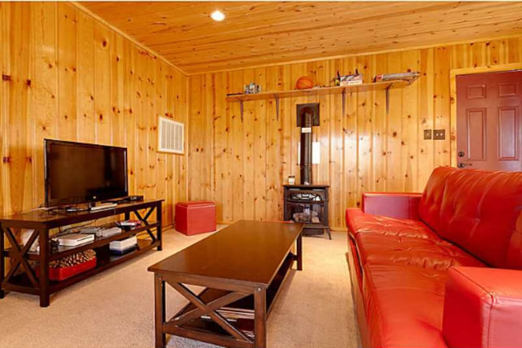 Cozy Cabin In Big Bear Lake Houses For Rent In Big Bear
